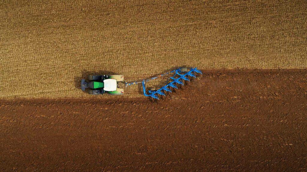 Bodenoptimierung mit dem Pflug